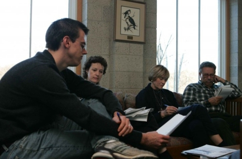 critique group